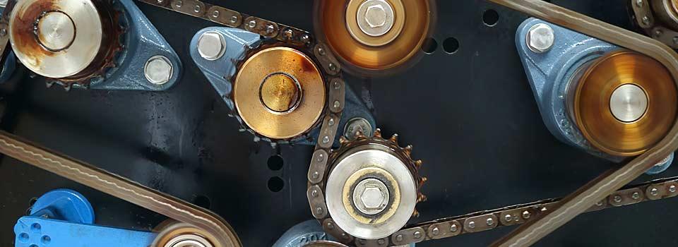 BMS Bearings - Engines